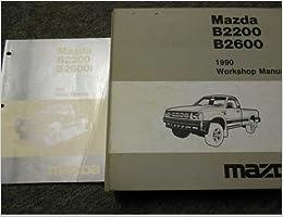 1991 mazda b2200 manual