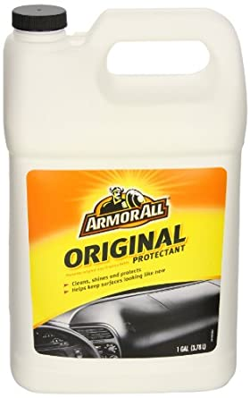 Armor All 10710 Original Protectant, 1gal Bottle (Case of 4)