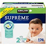 Kirkland Baby Diapers Best Deals - Kirkland SignatureTM Supreme Diapers Size 2; Quantity: 174