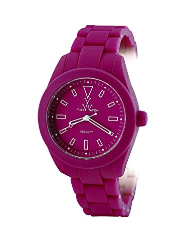 ToyWatch Ladies Shocking Pink Bracelet Watch VV17PS by Toy Watch