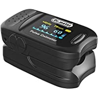 Dr.meter OLED Display Fingertip Pulse Oximeter Monitor