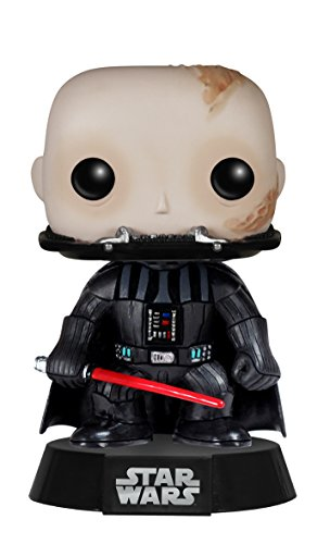 Funko POP Star Wars: Unmasked Darth Vader