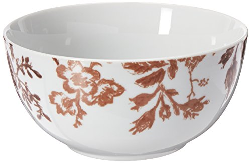 Dinnerware Tatnall Street 4-Piece Cereal Bowl Set, Coffee Bean ()