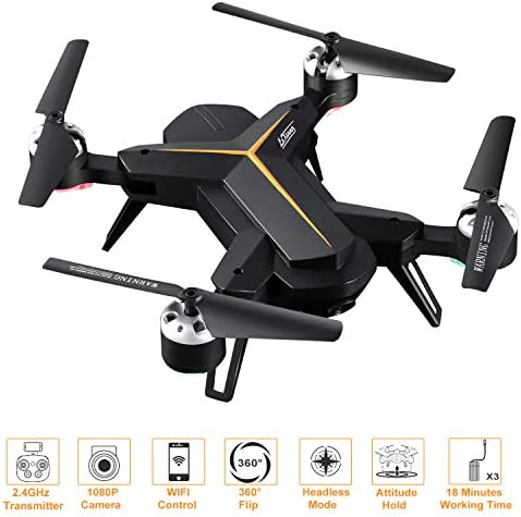 Headless Altitude Landing Quadcopter Beginners product image