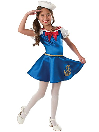 Rubie's Costume Sailor Girl Value Child Costume