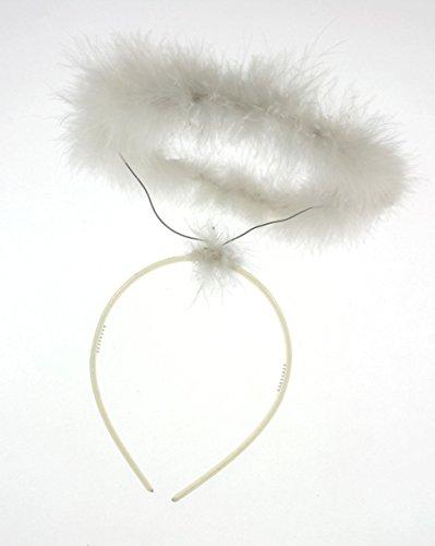Zac's Alter Ego Fancy Dress Angel Feather (Alter Halloween Costume)