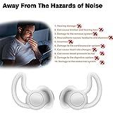 FERNIDA Noise Reduction Reusable Safe Silicone