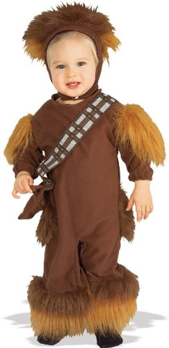 Chewbacca Girl Costumes (Chewbacca Toddler Size 12-24mo)