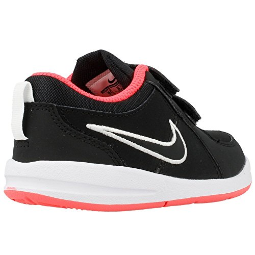 Nike - Pico 4 Tdv - Couleur: Blanc-Noir-Orange - Pointure: 21.0