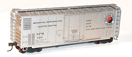 40'steel Boxcar Np HO