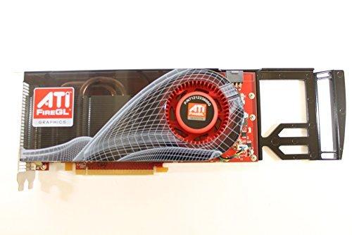Dell GP933 ATI FireGL V7600 512MB Video Card w/Fan Precision T5400 T7400 Graphics -