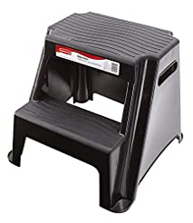 Rubbermaid RM-P2 2-Step Molded Plastic S...