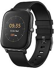 """moreFit Smart Watch, Fitness Tracker met hartslagmonitor, 1.4"""" Touch Screen Activiteitstracker Sleep Tracker, IP68 Waterdichte Stappenteller Smartwatch met Slaapmonitor, Step Counter voor Mannen en Vrouwen..."""