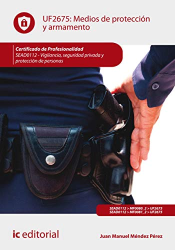 Medios de protección y armamento. SEAD0112 (Spanish Edition ...