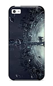 For Soninder Iphone Protective Case, High Quality For Iphone 5c Spaceship Skin Case Cover