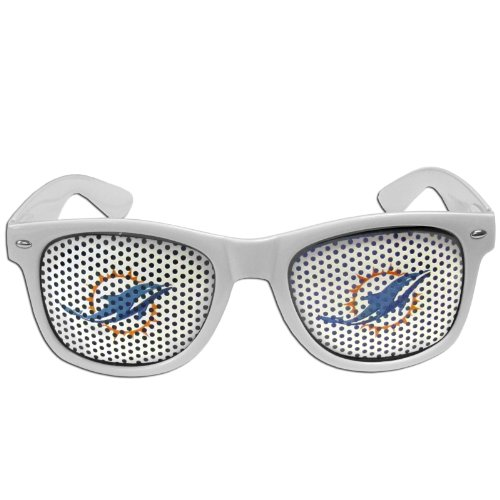 NFL Miami Dolphins Game Day Shades, - Dolphins Miami Sunglasses
