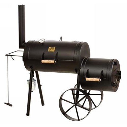 Joe's Barbeque Smoker 16″ Wild West Lokomotive