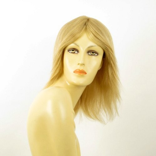 univers perruque Woman Wig 100% Natural Hair Long Light B...