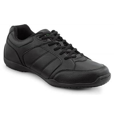 SR MAX Rialto Women's Black Slip Resistant Athletic Sneaker | Shoes