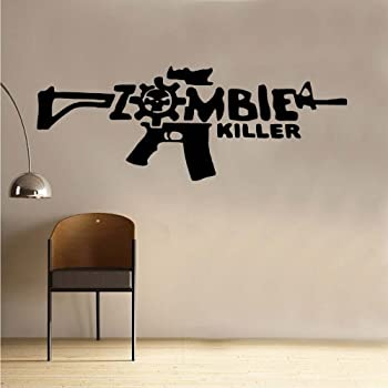 Call Of Duty Zombie Labs Decal Vinyl Wall Sticker Gamer Decor (18 Part 98