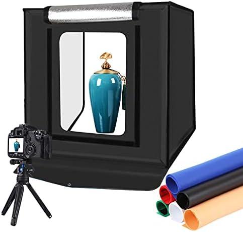 YOTTO Caja de Luz Fotografía 40x40x40cm