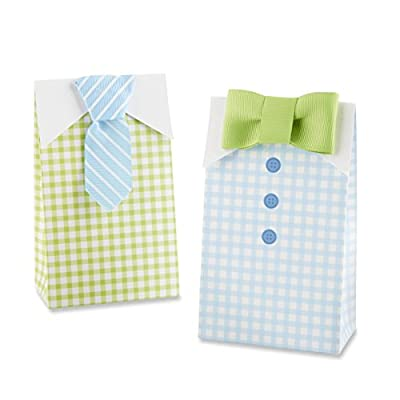 Kate Aspen My Little Man Candy Bags (Set of 24 Assorted) : Baby