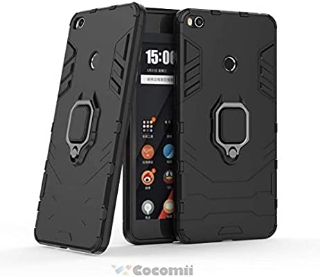 Cocomii Black Panther Armor Xiaomi Mi MAX 2 Funda Nuevo [Robusto ...
