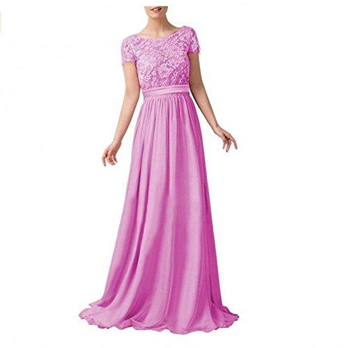 Lilac Kleid Beauty Damen KA Beauty KA Damen wqU8B8