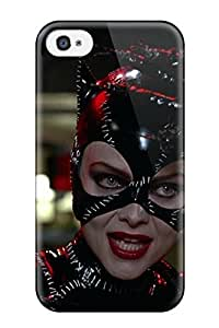 Awesome Batman Returns Flip Case With Fashion Design For Iphone 4/4s