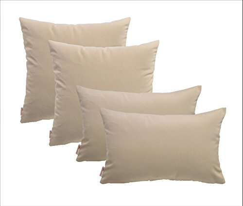 RSH Décor Set of 4 Indoor Outdoor Pillows- 20