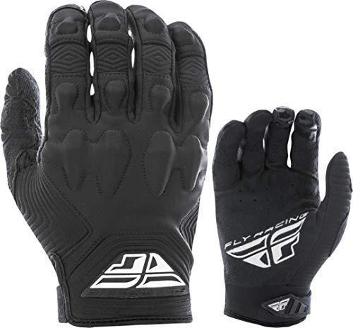 (Fly Racing Unisex-Adult Patrol XC Lite Gloves (Black, Size 10))