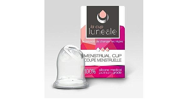 Luneale - Copa menstrual, flujo medio, 25 ml