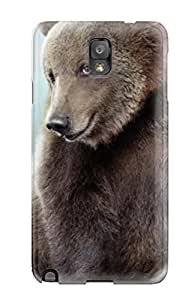 New Style Case Cover For Galaxy Note 3 - Retailer Packaging Bear Protective Case