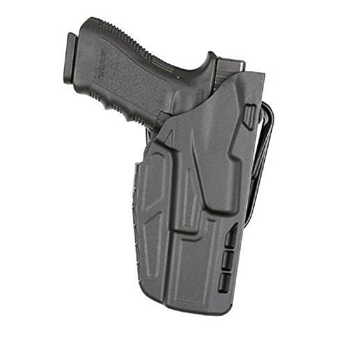 Safariland 7377 7TS ALS Concealment Belt Slide Holster for Glock 19/23 with 4