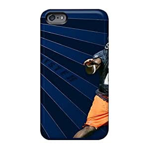 Protector Hard Cell-phone Cases For Apple Iphone 6 (vNE1963NXWj) Unique Design Fashion Chicago Bears Image
