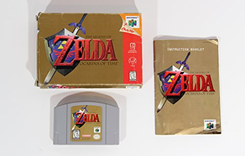 The Legend of Zelda: Ocarina of Time for sale  Delivered anywhere in USA