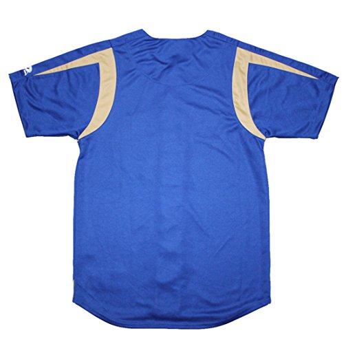 MLB Kansas City Royals Youth Dri-Fit Baseball Jersey / Embroidered Logo