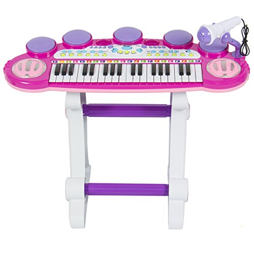 Best Choice Products Musical Kids Electronic Keyboard 37