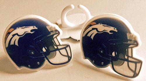 Denver Broncos Cupcake Rings 24 (Denver Broncos Cake)