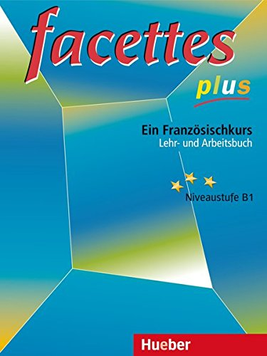 facettes plus lehrbuch und arbeitsbuch amazon de frédérique