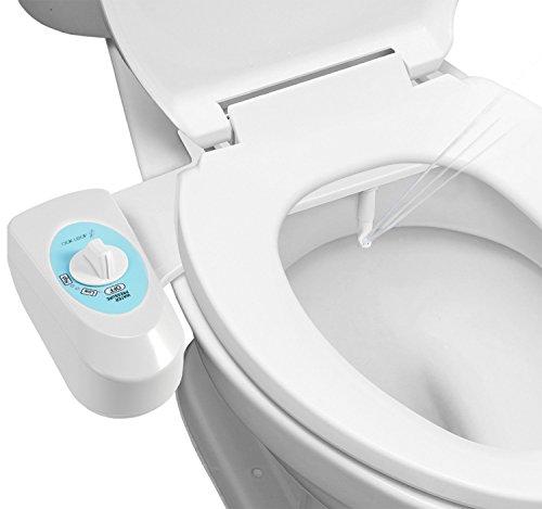 Bidet Toilet Attachment Fresh Water Spray Non Electric