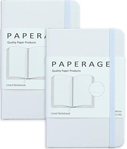 2-Pack Pocket Notebook Journal