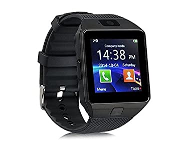 AlbitaStore DZ09 Smart Watch / Reloj inteligente DZ09 (disponible en español) / Reloj Bluetooth / Reloj Android / Reloj para ...