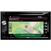 Jensen VX7023A/V Receiver w/ DVD | Built-in NAV | Built-in Bluetooth Technology | Sirius-XM Ready | Pandora | USB