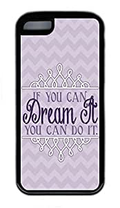 linfengliniPhone 5C Cases, Personalized Custom You Can for iPhone 5C Soft TPU Black Case