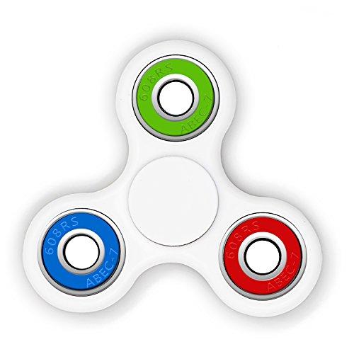 For Fidget Spinner, Zerofire for Hand Spinner/ Finger Spinner with High Speed Ceramic Bearing, EDC Focus Toy Great...