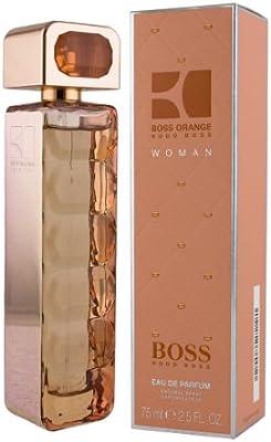 Hugo Boss Orange Woman Eau De Parfum 75 ml (woman): Amazon.es: Belleza