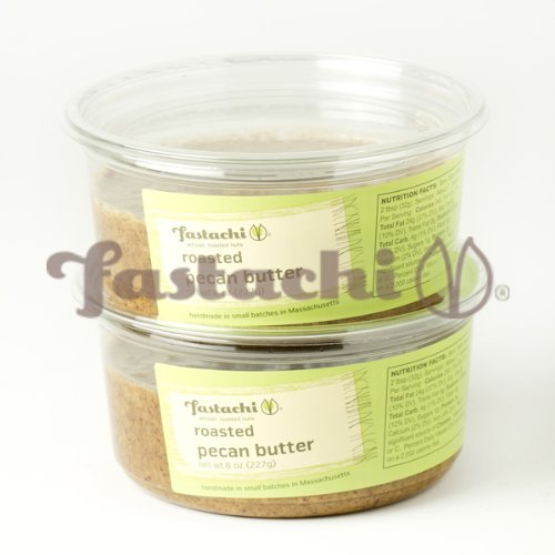 Fastachi® Roasted Pecan Butter (1lb)