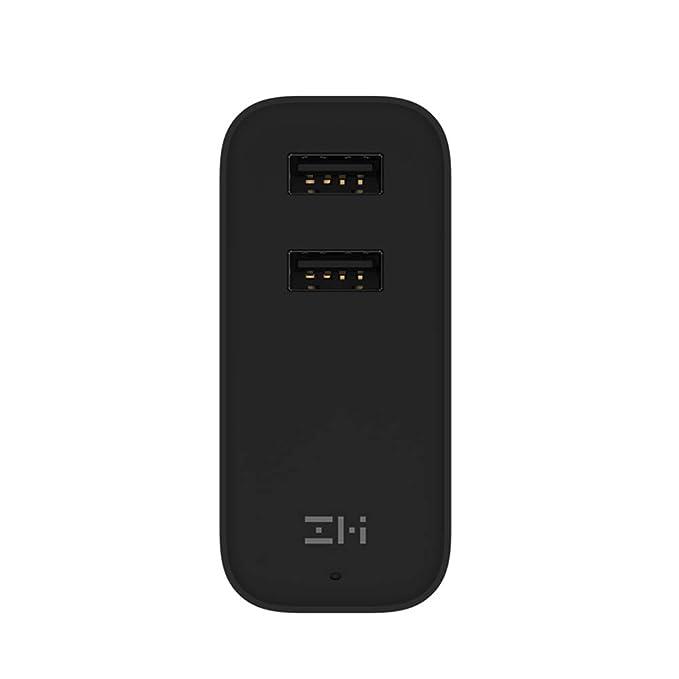Amazon.com: Power Banks Cargadores de Pared Xiaomi ZMI 2 en ...