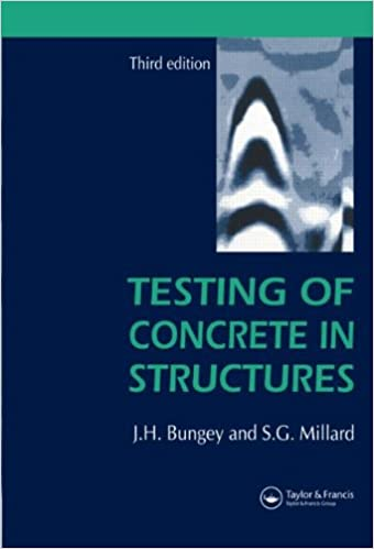 Testing of Concrete in Structures, Third Edition